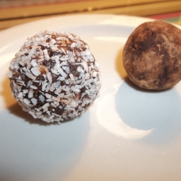 Recipe:  Energy Truffles