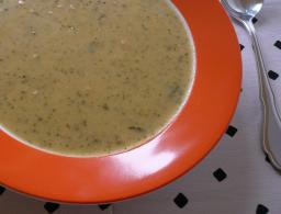 Recipe:  Roasted Mushroom Soup