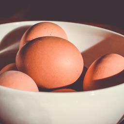 Recipe:  Spaghetti Squash Coddled Eggs